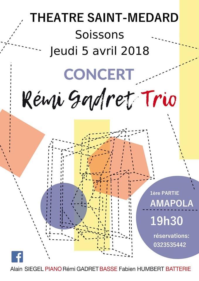 jeudi concert 5 avril